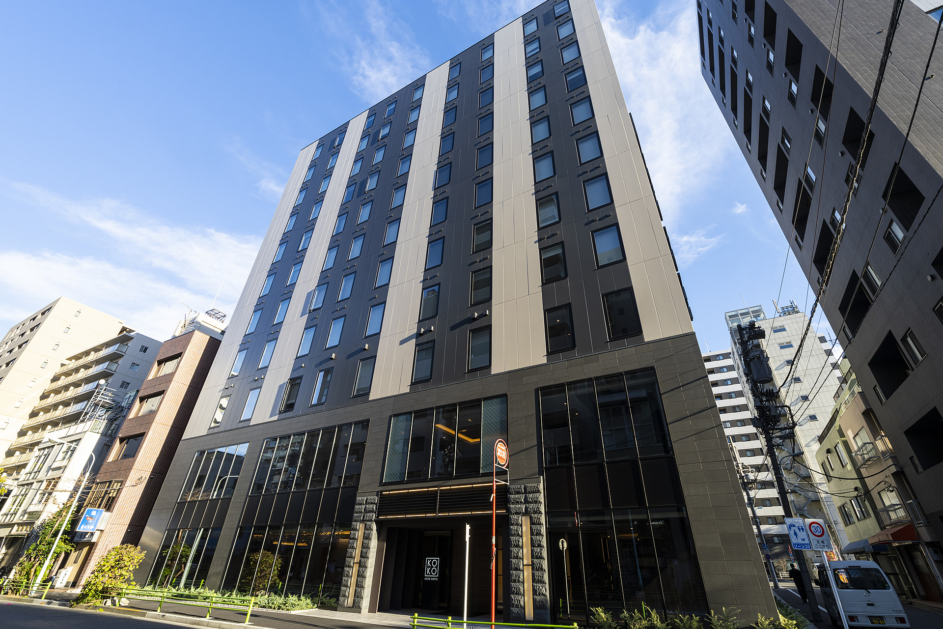 KOKO HOTEL 築地銀座
