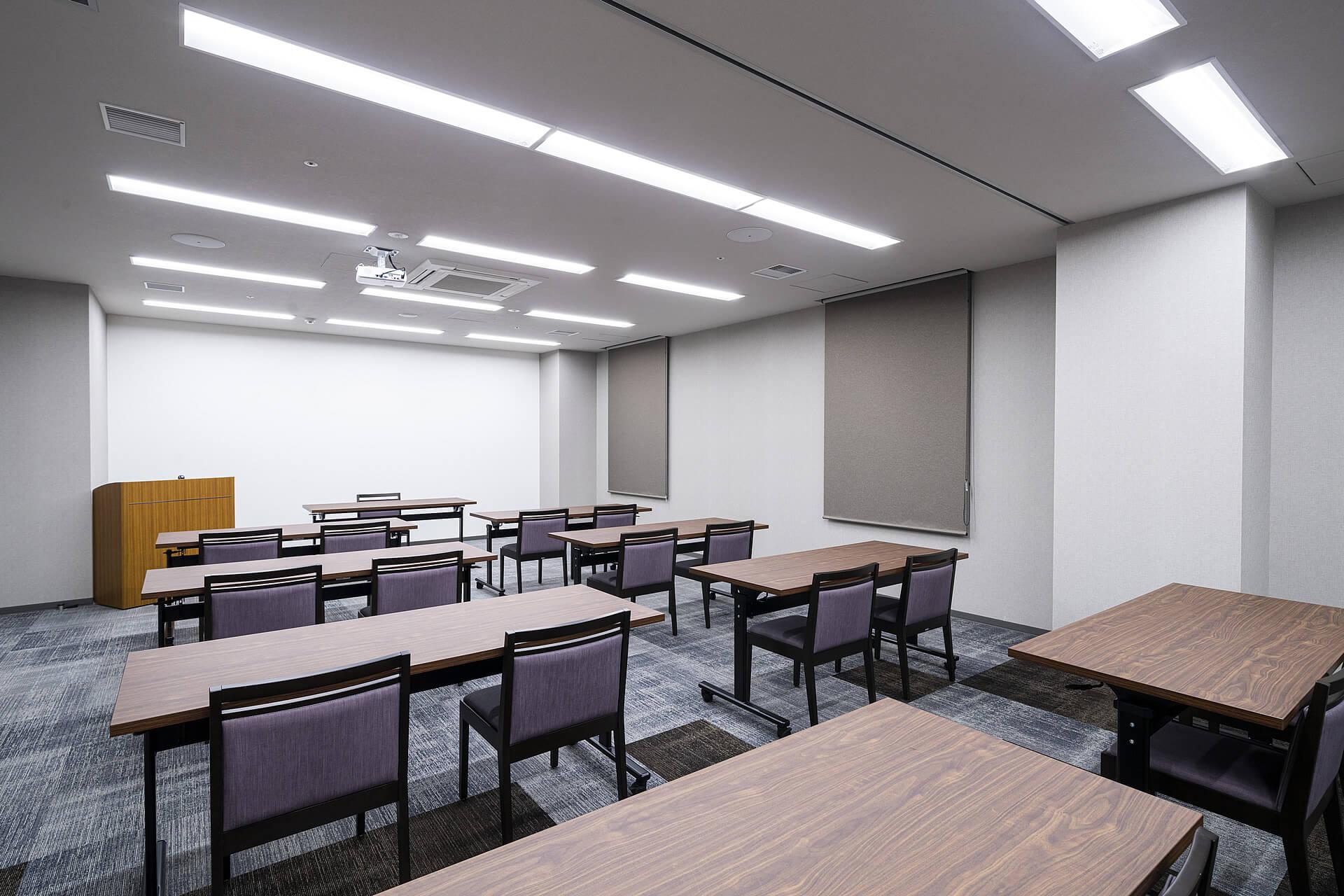 Meeting Room A+B 会議室 KOKO HOTEL 築地銀座