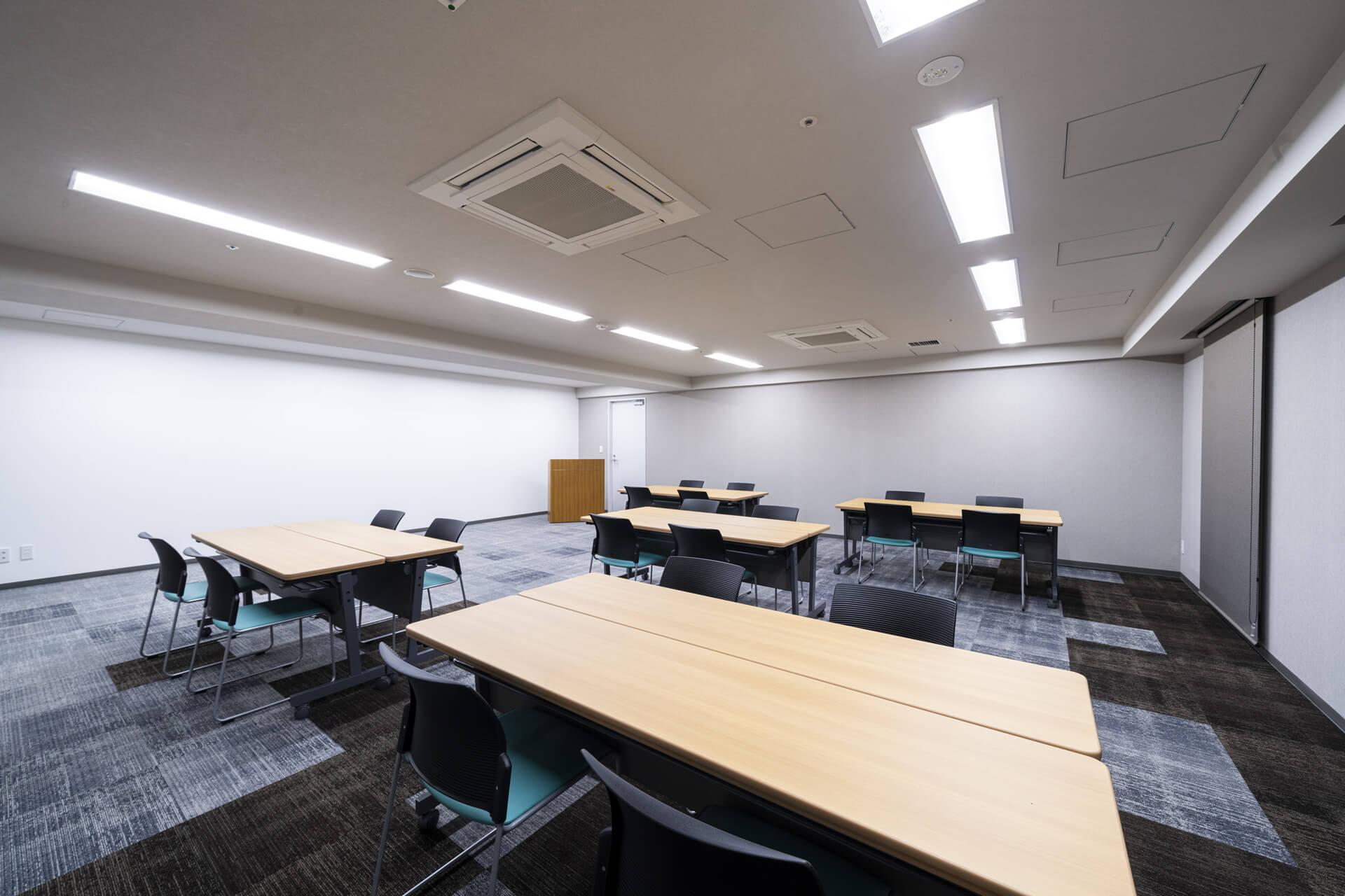 Meeting Room D|会議室|KOKO HOTEL 築地銀座