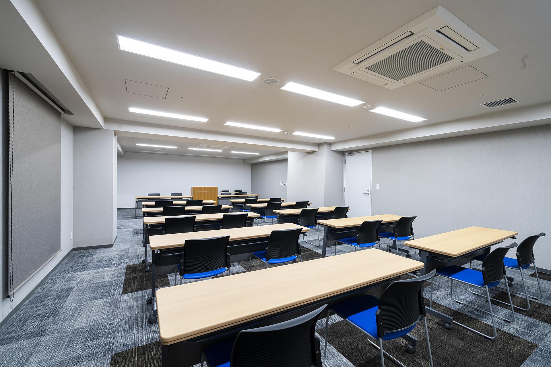 Meeting Room E|会議室|KOKO HOTEL 築地銀座